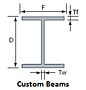Custom Beams